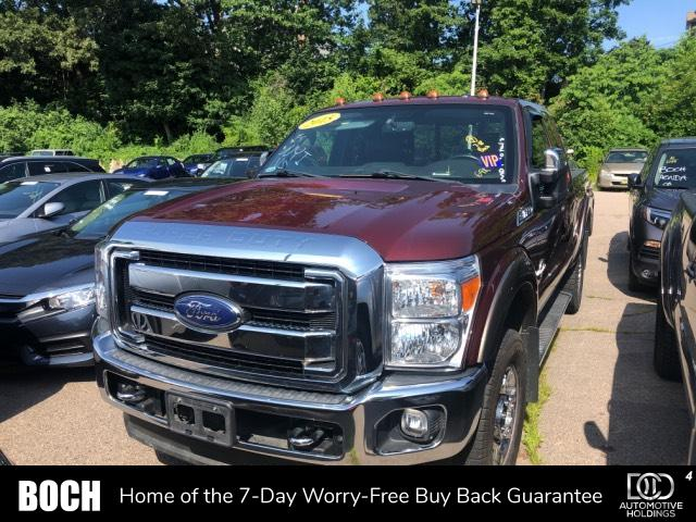 Pre-Owned 2015 Ford Super Duty F-350 SRW 4WD SuperCab 142 Lariat
