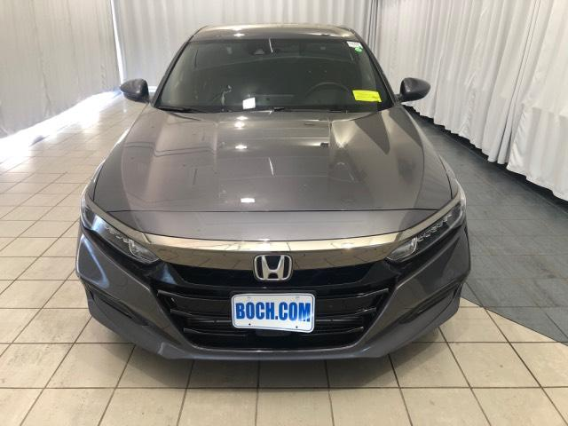 Certified Pre-Owned 2018 Honda Accord Sport 1.5T CVT