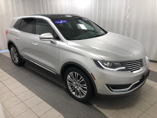 Pre-Owned 2016 Lincoln MKX AWD 4dr Reserve