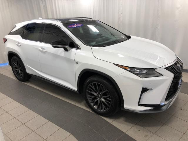 Pre-Owned 2016 Lexus RX 450h AWD 4dr F Sport