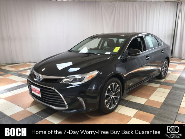 Pre-Owned 2016 Toyota Avalon Hybrid 4dr Sdn XLE Plus