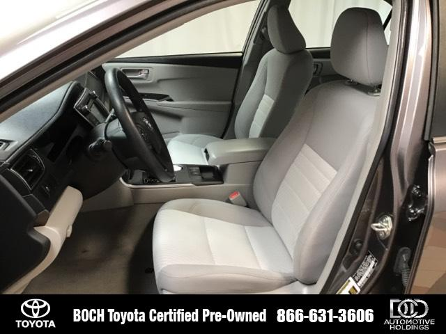 Certified Pre-Owned 2016 Toyota Camry Hybrid 4dr Sdn LE