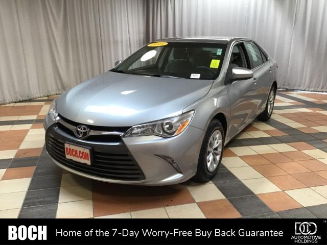 Pre-Owned 2015 Toyota Camry 4dr Sdn I4 Auto LE