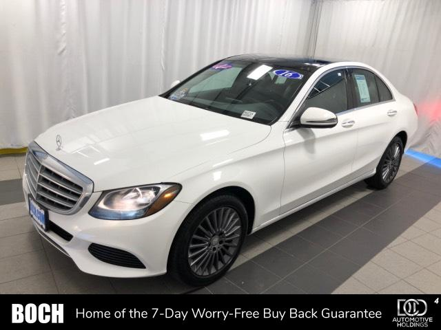 Pre Owned 2016 Mercedes Benz C Cl 4dr Sdn 300 Luxury 4matic Awd