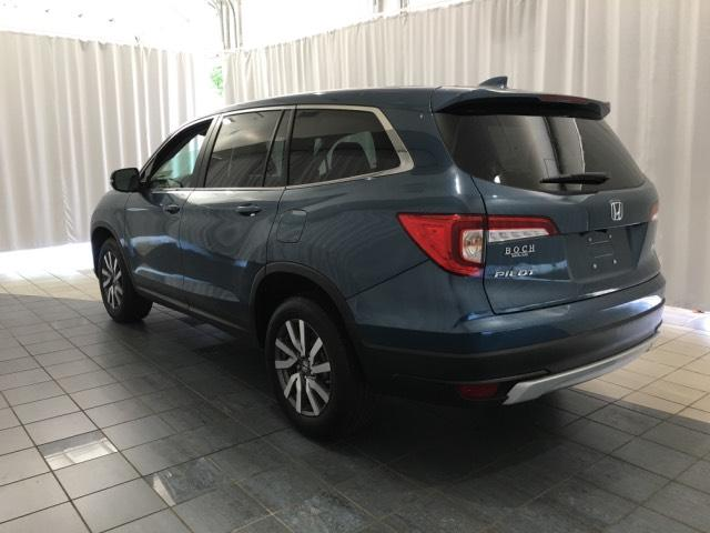 Certified Pre-Owned 2019 Honda Pilot EX AWD