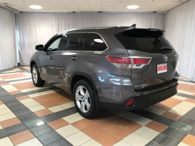 Pre-Owned 2015 Toyota Highlander AWD 4dr V6 Limited Platinum