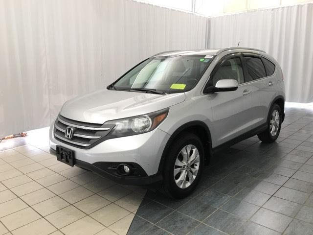 Pre-Owned 2012 Honda CR-V AWD 5dr EX-L w/RES