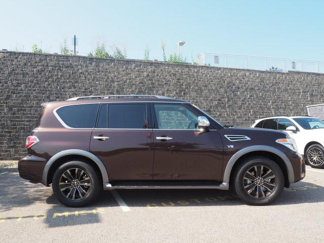 Certified Pre-Owned 2018 Nissan Armada 4x4 Platinum