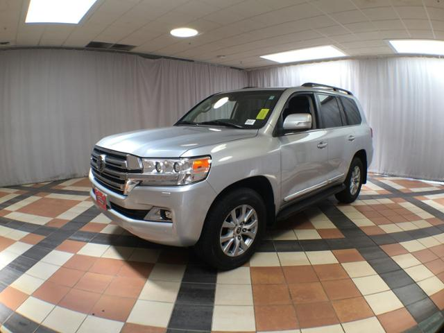 Pre-Owned 2016 Toyota Land Cruiser 4dr 4WD