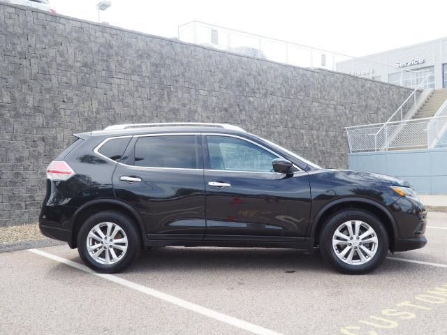 Certified Pre-Owned 2016 Nissan Rogue AWD 4dr SV