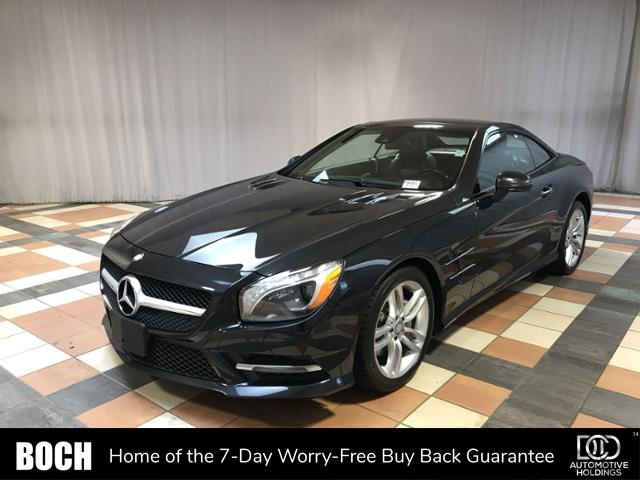 Pre-Owned 2016 Mercedes-Benz SL 2dr Roadster SL 550