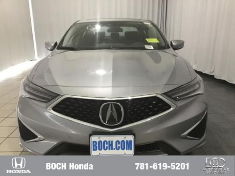 Pre-Owned 2019 Acura ILX Sedan FWD 4dr Car