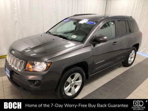 2017 Jeep Compass Latitude 4x4 *Ltd Avail*