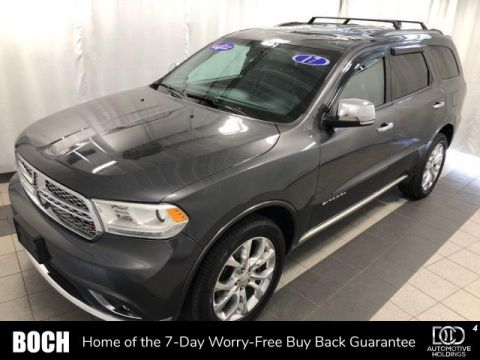 Pre-Owned 2017 Dodge Durango Citadel AWD AWD