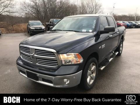 2018 Ram 1500 Big Horn 4x4 Crew Cab 5'7 Box