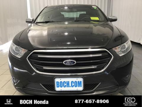 Pre-Owned 2015 Ford Taurus 4dr Sdn Limited FWD FWD 4dr Car