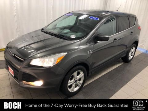 Pre-Owned 2015 Ford Escape 4WD 4dr SE 4WD