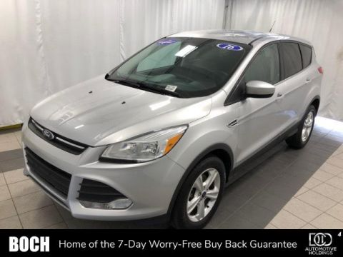 Pre-Owned 2016 Ford Escape 4WD 4dr SE 4WD