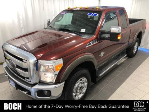 2015 Ford Super Duty F-350 SRW 4WD SuperCab 142 Lariat