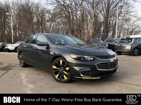 Pre-Owned 2016 Chevrolet Malibu 4dr Sdn Premier w/2LZ With Navigation