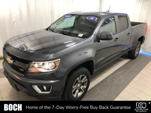 Pre-Owned 2016 Chevrolet Colorado 4WD Crew Cab 140.5 Z71 4WD