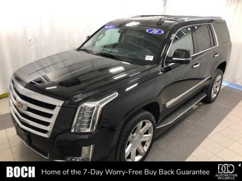 Pre-Owned 2016 Cadillac Escalade 4WD 4dr Luxury Collection 4WD