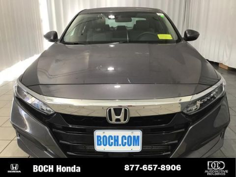 Pre-Owned 2018 Honda Accord LX 1.5T CVT FWD 4dr Car