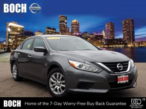 Certified Pre-Owned 2017 Nissan Altima 2.5 S Sedan FWD 4dr Car