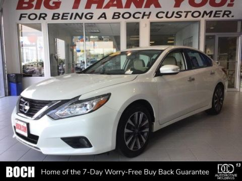 Certified Pre-Owned 2016 Nissan Altima 4dr Sdn I4 2.5 SL