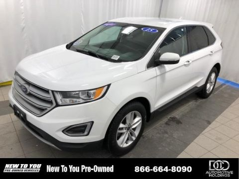 Pre-Owned 2015 Ford Edge 4dr SEL AWD AWD