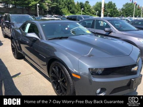 Pre-Owned 2011 Chevrolet Camaro 2dr Cpe 1LT