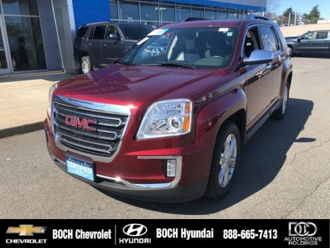 Certified Pre-Owned 2017 GMC Terrain SLT AWD