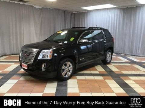 Pre-Owned 2015 GMC Terrain AWD 4dr SLE w/SLE-2 With Navigation & AWD