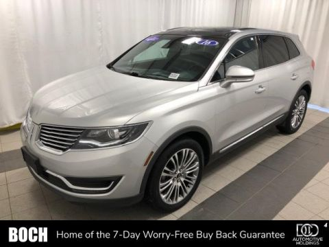 Pre-Owned 2016 Lincoln MKX AWD 4dr Reserve With Navigation & AWD