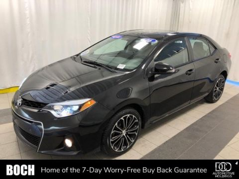 Pre-Owned 2016 Toyota Corolla 4dr Sdn CVT S Plus FWD 4dr Car