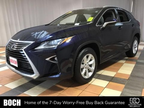 Pre-Owned 2017 Lexus RX RX 350 AWD AWD