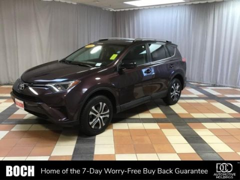 Pre-Owned 2016 Toyota RAV4 AWD 4dr LE AWD