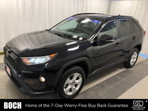 Pre-Owned 2019 Toyota RAV4 XLE AWD AWD