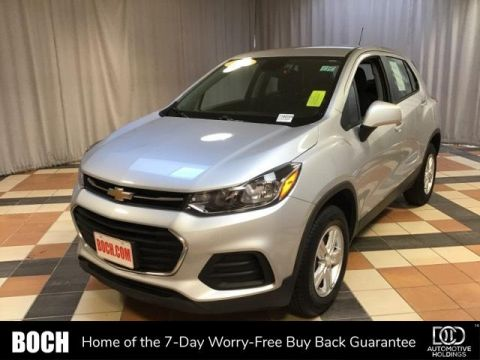 Pre-Owned 2018 Chevrolet Trax AWD 4dr LS AWD