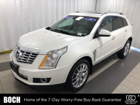 Pre-Owned 2014 Cadillac SRX AWD 4dr Premium Collection AWD