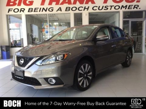 Certified Pre-Owned 2016 Nissan Sentra 4dr Sdn I4 CVT SL