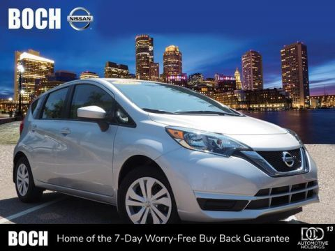 Certified Pre-Owned 2017 Nissan Versa Note SV CVT