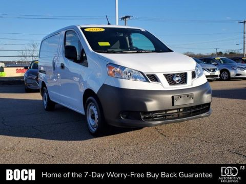 Pre-Owned 2019 Nissan NV200 Compact I4 S FWD Mini-van, Cargo