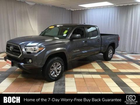 2017 Toyota Tacoma SR5 Double Cab 6' Bed V6 4x4 AT