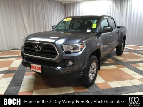 Pre-Owned 2016 Toyota Tacoma 4WD Double Cab LB V6 AT SR5 4WD