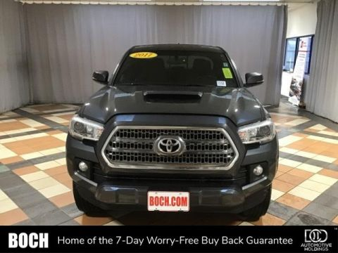 2017 Toyota Tacoma TRD Sport Double Cab 6' Bed V6 4x4