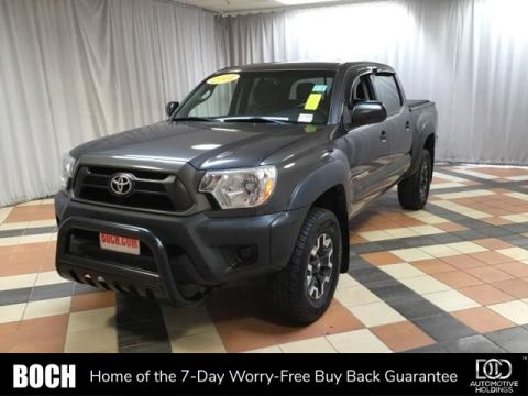 Pre-Owned 2014 Toyota Tacoma 4WD Double Cab V6 AT 4WD