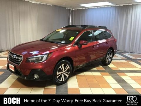Pre-Owned 2018 Subaru Outback 2.5i Limited AWD