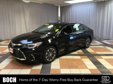 Pre-Owned 2016 Toyota Avalon Hybrid 4dr Sdn XLE Premium With Navigation