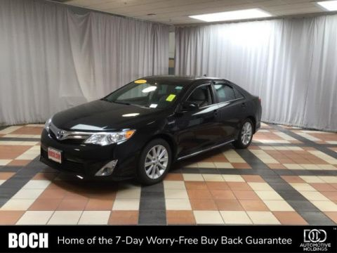 Pre-Owned 2014 Toyota Camry Hybrid 4dr Sdn XLE *Ltd Avail* FWD 4dr Car